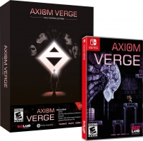 Axiom Verge : Multiverse Edition