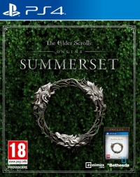 The Elder Scrolls Online : Summerset (8,99€ sur Xbox One)