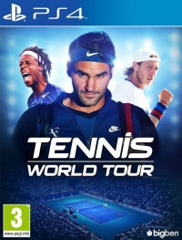 Tennis World Tour (20,69€ sur Switch)