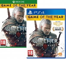 The Witcher 3 : Wild Hunt – Edition GOTY