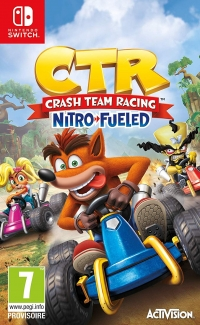 Crash Team Racing Nitro-Fueled (27,99€ sur PS4 ou Xbox One)