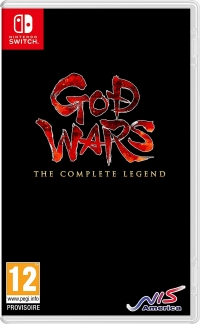 God Wars : The Complete Legend