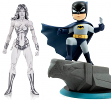 2 figurines d'action pour 19,99 € (exemple : Figurine Wonder Woman prix unitaire : 44,99€ )