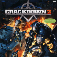 Crackdown 2 (Rétrocompatible Xbox One)