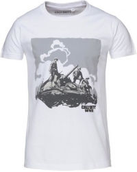 T-Shirt - Call of Duty WW2 (Homme - Taille S à L)