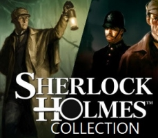 The Sherlock Holmes Collection (6 Jeux - Steam - Code)