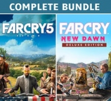 Far Cry New Dawn - Deluxe Edition + Far Cry 5