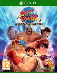 Street Fighter - 30th Anniversary Collection (14,99€ sur PS4)