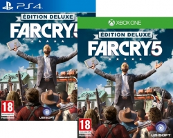 Far Cry 5 - Edition Deluxe