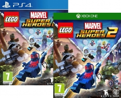 LEGO Marvel Super Heroes 2 (12,59€ sur Xbox One)