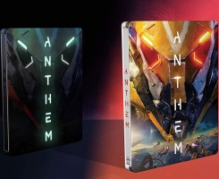 Steelbook Fluorescent Anthem