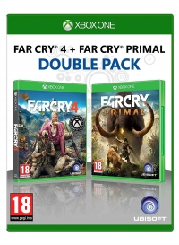 Pack Far Cry 4 + Far Cry Primal