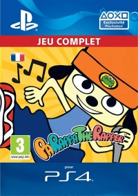 PaRappa the Rapper Remastered (Code)