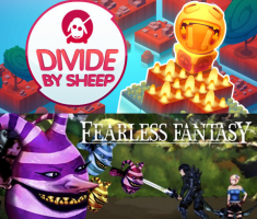 Fearless Fantasy / Divide By Sheep