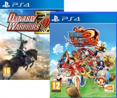 One Piece Unlimited World Red - Deluxe Edition ou Dynasty Warriors 9
