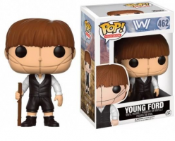Sélection de Funko Pop à -50%, exemple Figurine Westworld : Young Ford à 3,75€