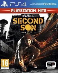 Sélection de Jeux Playstation Hits en Promo - Exemple : InFamous Second Son ou Killzone Shadow Fall