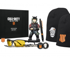 Box Collector Call of Duty Black Ops IV