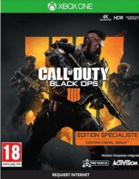 Call of Duty Black OPS 4 - Spécialiste Edition
