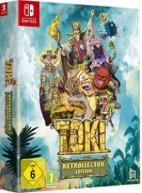 Toki - Edition Rétrollector
