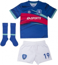 Ensemble Maillot Football + Short + Paire de Chaussettes FIFA 19 Ultimate Team (3-4 ans)