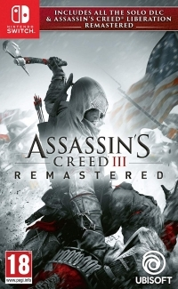 Assassin's Creed 3 Remastered + Assassin's Creed Liberation Remastered