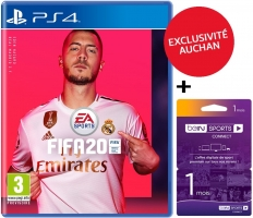 FIFA 20 + 1 Mois Beinsport Connect