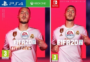 FIFA 20 (25,80€ sur Switch)