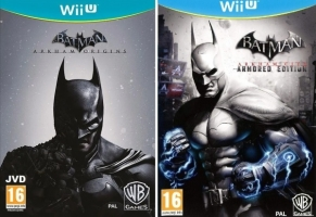 Batman - Arkham Origins ou Batman - Arkham City - Armoured Edition