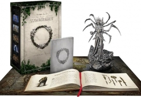 The Elder Scrolls Online : Summerset - Edition Collector