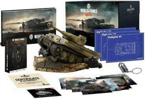 World Of Tanks - Edition Collector + 7€ offerts