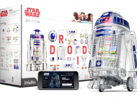 Kit de construction -  Droid R2-D2 - Little Bits Star Wars