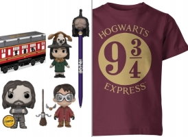 Box Harry Potter Funko + T-Shirt