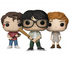 Lot de 3 Funko Pop! du film Ça (It)