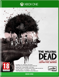 The Walking Dead - The Telltale Definitive Series