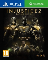 Injustice 2 - Legendary Edition (15,39€ sur PS4)
