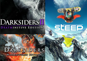 Darksiders, Darksiders II et Steep
