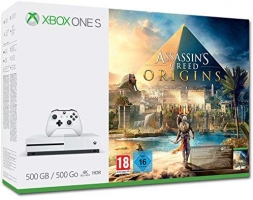 Console Xbox One S - 500Go + Assassin's Creed Origins