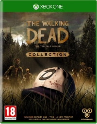 The Walking Dead - The Telltale Series : La Collection (14,70 sur PS4)
