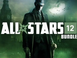 All Stars 12 Bundle : 8 jeux (République, The Testament of Sherlock Holmes...)