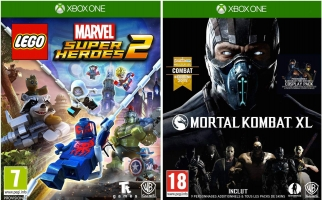 LEGO Marvel Super Heroes 2 / Mortal Kombat XL / Lost Sphear