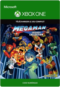 Mega Man Legacy Collection (Code)