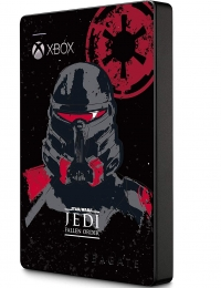 Disque Dur Externe 2To - Seagate Game Drive - Edition Limitée Collector Jedi - 2.5'' - USB 3.0