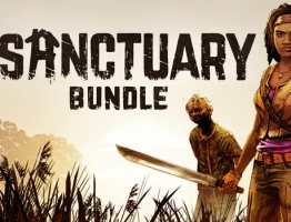 Sanctuary Bundle : 8 jeux + 2 DLCs (Redeemer, The Walking Dead, RollerCoaster Tycon Classic...)