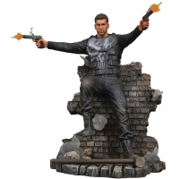 Figurine PVC 23cm - Marvel - Punisher