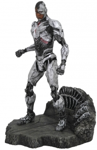 Figurine Diamond Select - DC Comics - Cyborg (23cm)