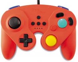 Manette Filaire - Steelplay Neo Retro (Rouge ou Bleue)