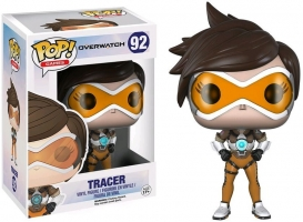 Figurine POP - Overwatch - Tracer
