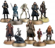 Le Hobbit : Collection Collector 11 figurines