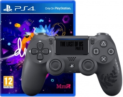 Manette DualShock 4 - Edition Limitée The Last Of Us Part 2 + Dreams